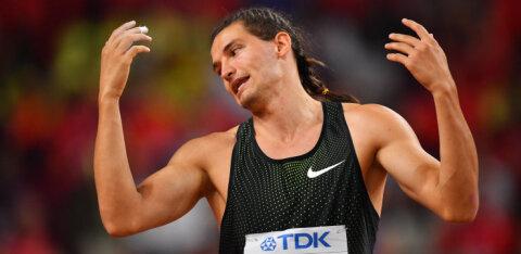 Maailma edetabelijuht ei tohi sise EM-il startida, mitmevõistluses lööb kaasa maailmarekordiomanik Mayer