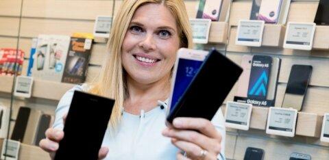 В первом квартале жители Эстонии купили мобильных телефонов на 27 миллионов евро