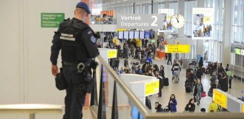 В Голландии задержали турецкую семью с фальшивыми эстонскими паспортами