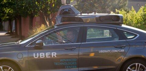 Teps mitte odav lõbu: kohtudokumendid paljastasid, kuidas Uber isesõitvate autode arendamiseks raha põletas