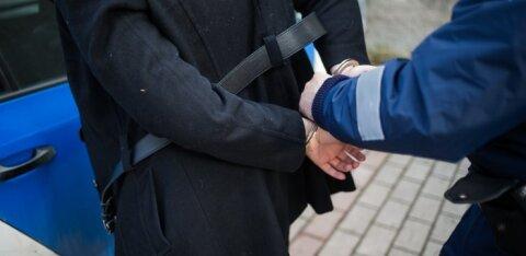Двух задержанных в Нарве нетрезвых водителей приговорили к реальному лишению свободы