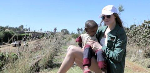 VIDEOBLOGI | Kelly Sildaru seiklused Keenias: muljed ÜRO peoõhtult ja meeleolukas kohtumine koolilastega