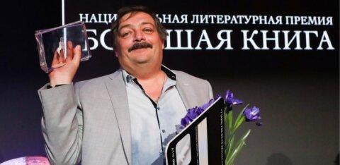 Дмитрий Быков считает, что его госпитализация в Уфе стала следствием отравления