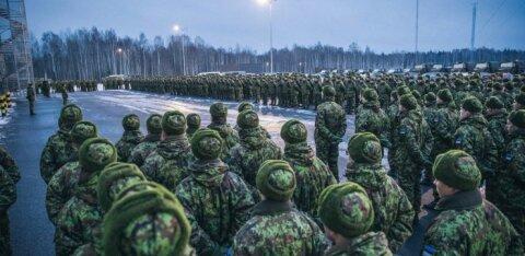 FOTOD   Kaitsevägi avalikustas registri ülekoormuse tõttu välkõppuse kogunemiskoha