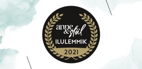 """Anne & Stiil kuulutas välja aasta parimad ilutooted, mis saavad ihaldatud märgise """"Anne & Stiili Ilulemmik 2021"""""""