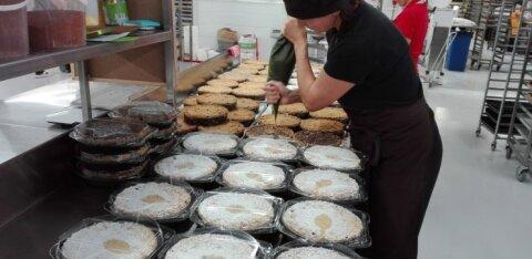 FOTOD | Pidevalt tunnustusi pälviva Gustavi tordid ja koogid valmivad käsitööna