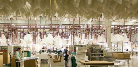 Wendre Grupp ostis Saksa tekstiilitootja