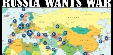Посольство России опубликовало в Twitter карту с украинским Крымом