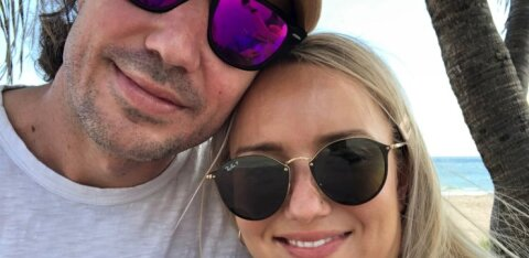 HÄSTI HOITUD SALADUS | Tüdrukutebändi Nexus liige Janne Saar abiellus Floridas oma kihlatuga