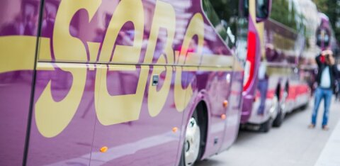 Читатель: водитель автобуса связал дверь веревкой и ограничил вход пассажирам с колясками