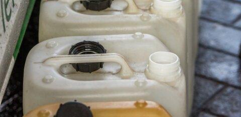 Kas tead, mida hoitakse sinu kortermaja keldris? Eestis on boksidest avastatud bensiini ja isegi ohtlikke kemikaale