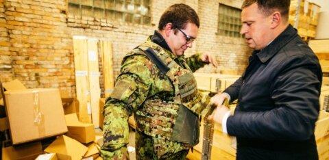 FOTOD | Peaminister külastas välkõppust: inimeste tahe ja valmisolek panustada riigikaitsesse on meie kõige väärtuslikum ressurss