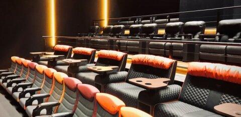 Apollo Kino открывает новый киноцентр в Йыхви