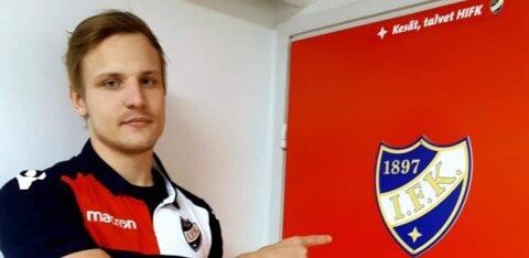 Eesti koondislane liitus Soome kõrgliigaklubiga