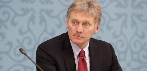 """Песков прокомментировал переговоры """"на повышенных тонах"""" в Париже"""