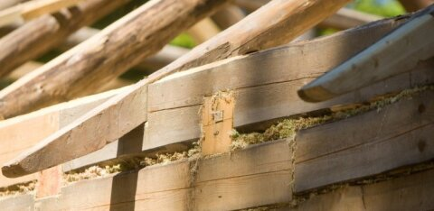 Puitmaja ehitamine jätab mitu korda väiksema ökoloogilise jälje kui betoonmaja