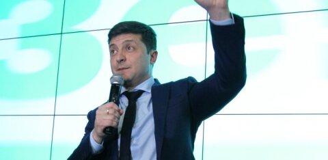 Партия Владимира Зеленского победила на выборах в Верховную Раду