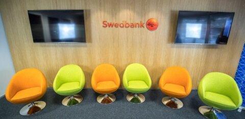 Swedbank vilistas auditi osas suuromanike nõudmisele