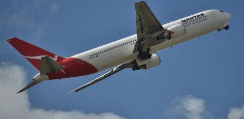 График: Самый долгий в истории беспосадочный авиарейс из Нью-Йорка в Сидней продолжался около 20 часов
