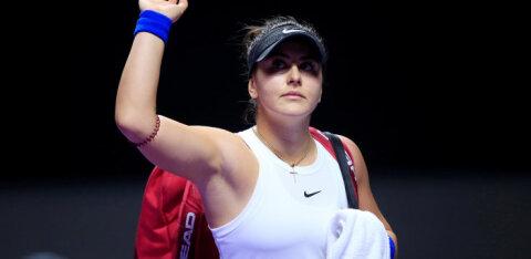 US Openi mullune tšempion kuulutas hooaja lõppenuks