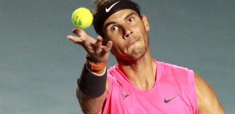 Tiitlikaitsja Nadal loobus US Openist: olukord on kogu maailmas keeruline, koroonaoht kasvab
