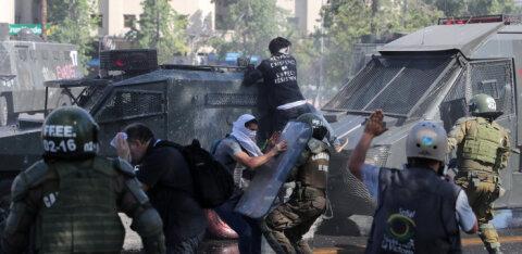 Число погибших из-за протестов в Чили растет
