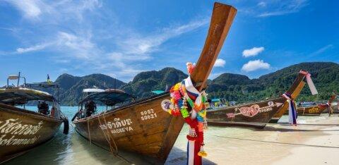 Таиланд не откроет границы для иностранных туристов ранее 2021 года