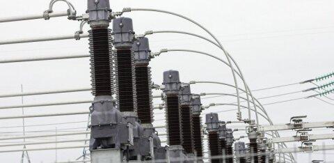 Авария на подстанции Elering привела к аварийному останову производственных объектов Eesti Energia