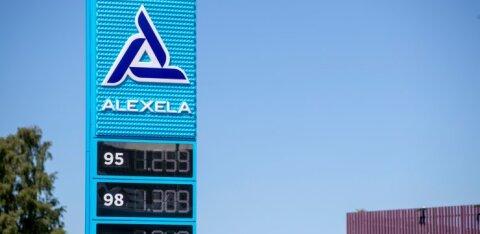 FOTOD | Diislikütuse hind kerkis tanklates taas üle euro, lisa sai ka bensiini hind