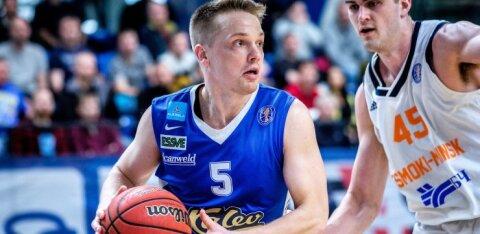 Kalev/Cramo sai karikavõistlustel 65-punktilise võidu