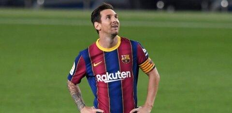 Lionel Messi kommenteeris lahkumissaagat: käitusin ainult klubi huvides