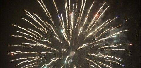 Управа Кесклинна призывает вместо запуска фейерверков сделать доброе дело