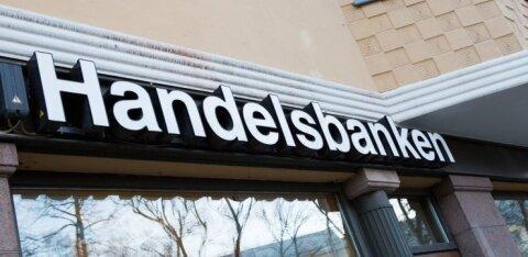 Эксперт: после ухода Handelsbanken у иностранных предприятий уменьшатся возможности вести бизнес в странах Балтии