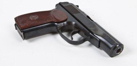 Откуда у Эстонии 2400 пистолетов Макарова, которые государство подарило Украине? Отвечает Минобороны