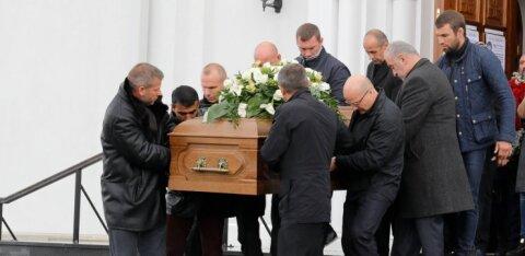 Täna maetakse allilmaliider Oleg Lvov. Kas tema peielauas saab selgeks Eesti allilma järgmine juht?