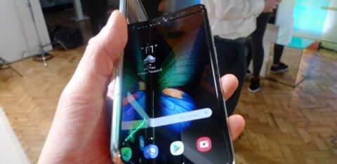 ФОТО И ВИДЕО: Журналисты рассказали о поломке Samsung с гибким экраном после тестирования не больше двух дней