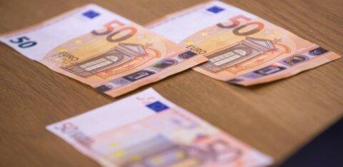 Keskpanka teeb majandustõusu ajal tekkinud riigieelarve puudujääk murelikuks