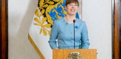 President Kaljulaidi eestvedamisel kogunevad täna maailma naisliidrid arutama pandeemia mõju