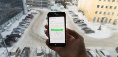Katse paljastas: iPhone'i omanikud maksavad Bolti sõitude eest rohkem