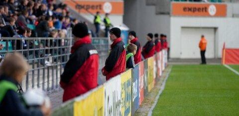 Футбольный союз прервал договор с охранной фирмой Meeskond