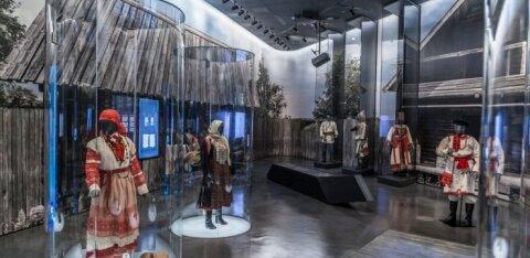 Эстонский национальный музей приглашает всех бесплатно посетить постоянную выставку