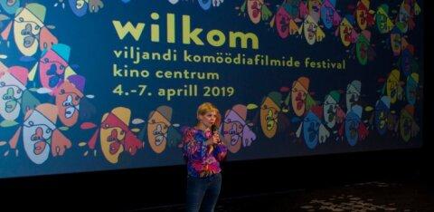 FOTOD   Viljandis algas komöödiafilmide festival Wilkom