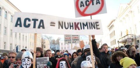 EL tahab teha internetist kaabeltelevisiooni, aktivistid tulevad tänavale protestima