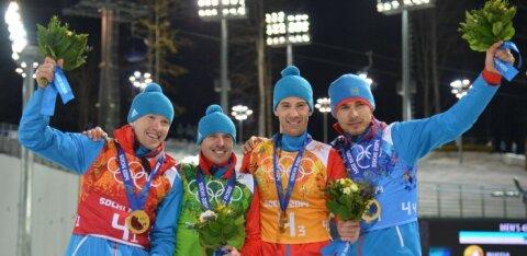 Haruldane geenimutatsioon ei päästnud: kahekordseks olümpiavõitjaks tulnud Venemaa laskesuusakuulsus jääb medalitest ilma