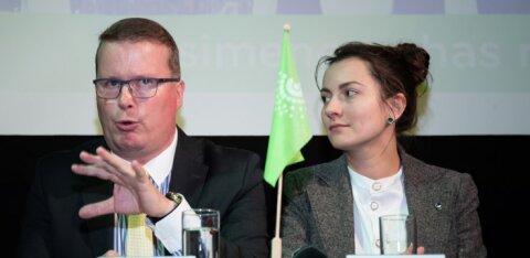 Министр внешней торговли и ИТ передумала: оскандалившийся Якко Вяли не станет советником Керт Кинго