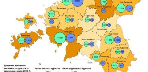 Местные туристы оживили гостиничный бизнес Эстонии