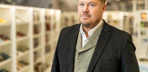 Hannes Võrno hakkas õpetajaks: ta annab Kohtla-Järve gümnaasiumis meediatunde