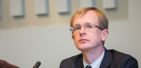 Таллиннское горсобрание возглавил Тийт Терик