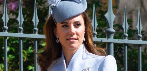 FOTOD | Osav taaskasutus: Cambridge'i hertsoginna Catherine komplekt on stiilne igal kevadel