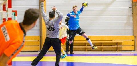 Eesti käsipallikoondislase Karl Roosna jaoks tuli koroonapaus valel ajal